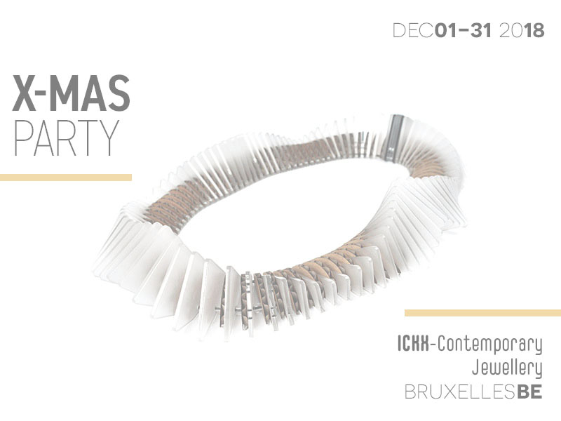 ICKX - Contemporary Jewellery Bruxelles